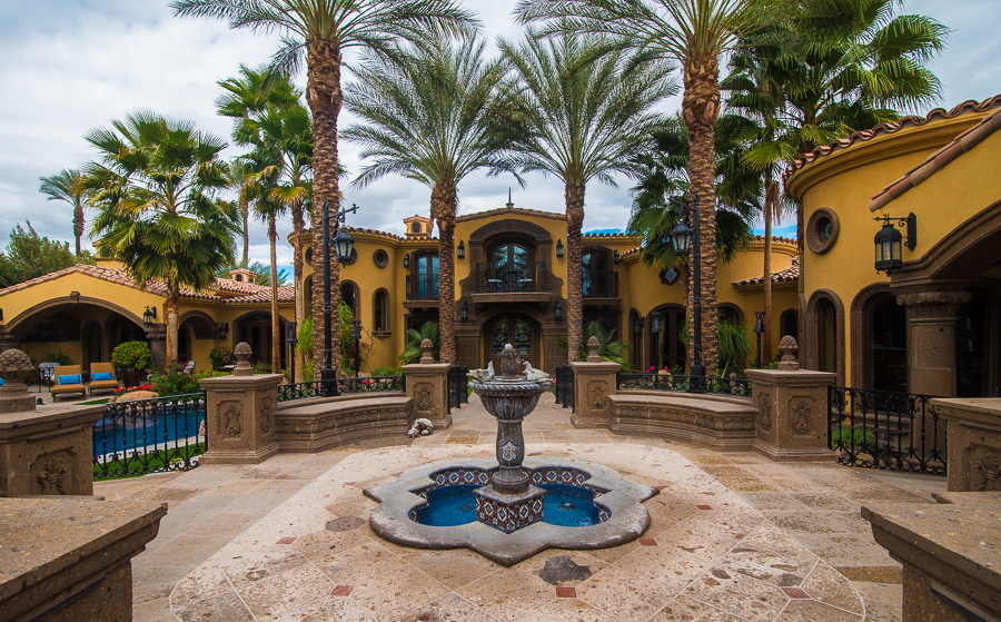 One of the most expensive listings in rancho mirage ca for 14 strauss terrace