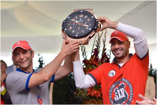 TEAM E.I. STURDZA INVESTMENT FUNDS AND TEAM SIR WIN THE 2015 HUBLOT POLO GOLD CUP, GSTAAD