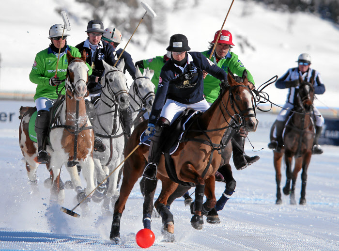Team Captains Announced for Snow Polo World Cup St. Moritz 2016