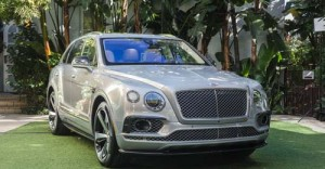 Bentley debuts Bentayga First Edition
