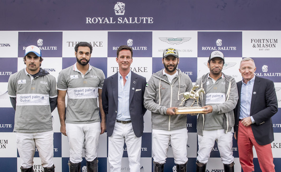 DESERT PALM SECURE VICTORY AT THE ROYAL SALUTE UAE NATIONS CUP 2016