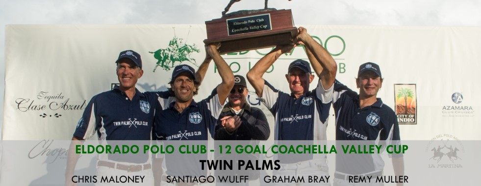 Twin Palms Wins Eldorado Coachella Valley Cup 12 Goal