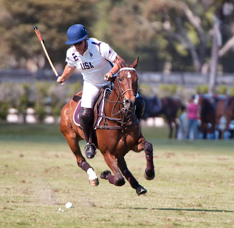 Pony Express Plays Palm Beach Illustrated Tuesday In $50,000 National 12-Goal Final At Grand Champions Polo Club