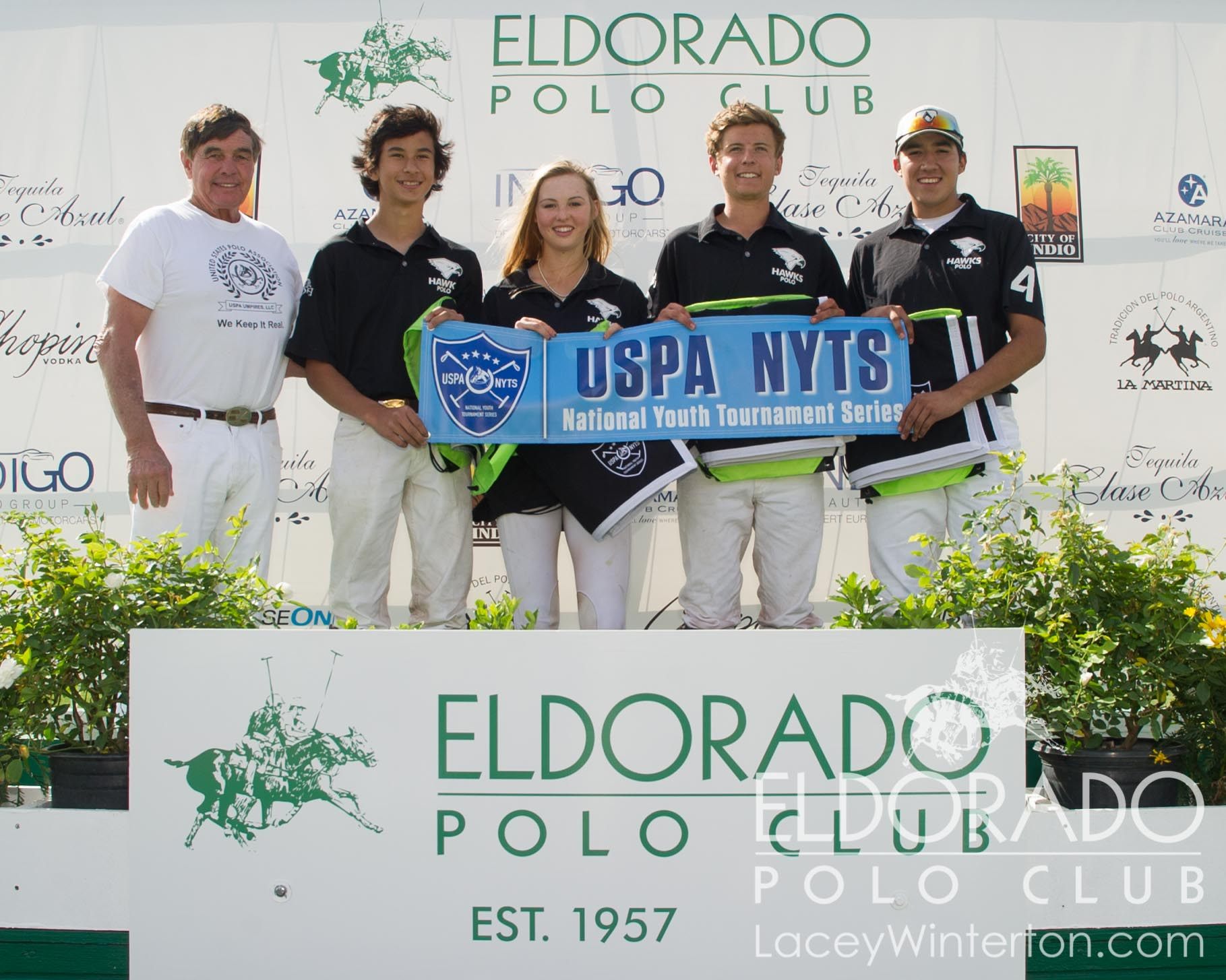 Eldorado Team Wins NYTS Qualifier at Eldorado