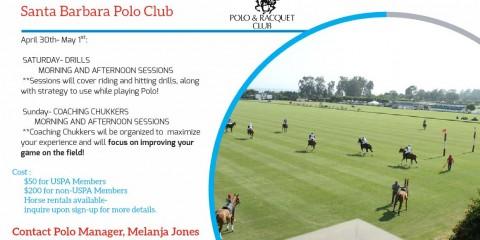 Polo Clinic flyer