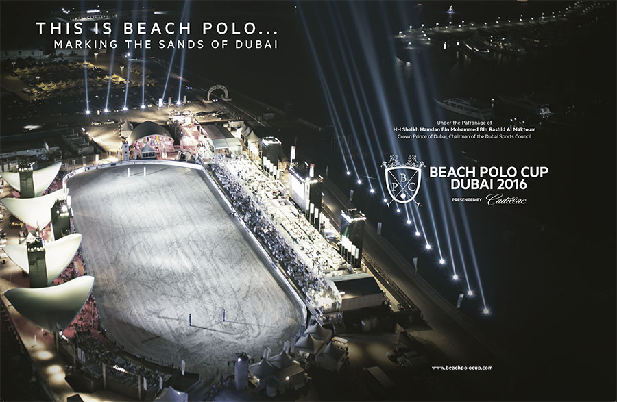 Beach Polo Cup Dubai 2016