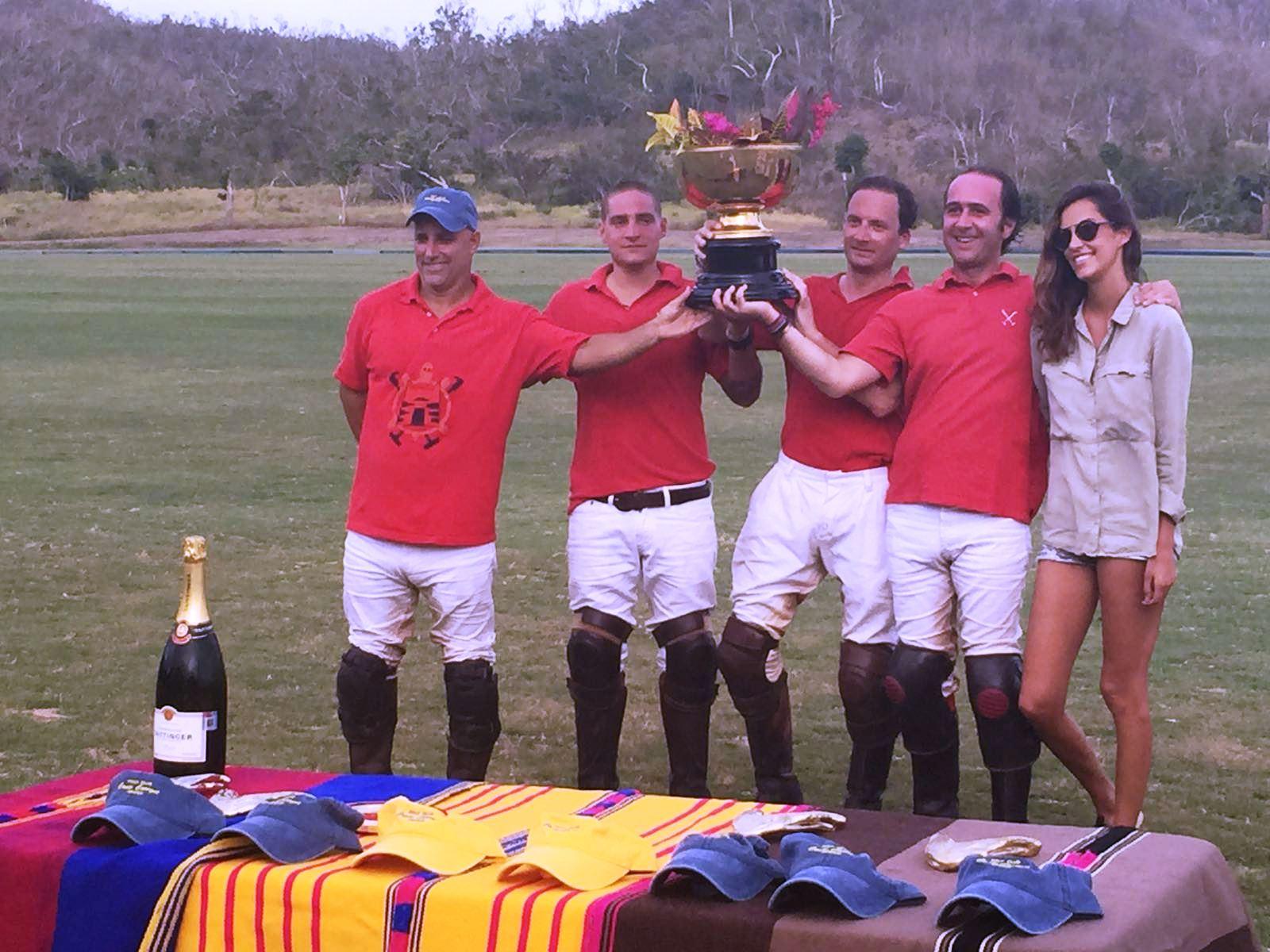 3rd Annual Copa de Oro et de l Amitie'