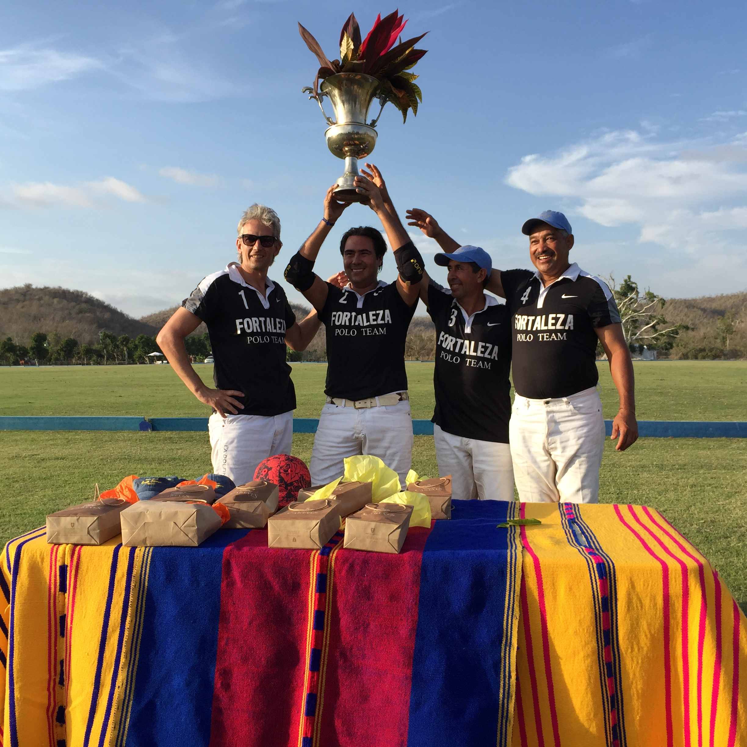 Arte Careyes Polo Tournament Season Finale