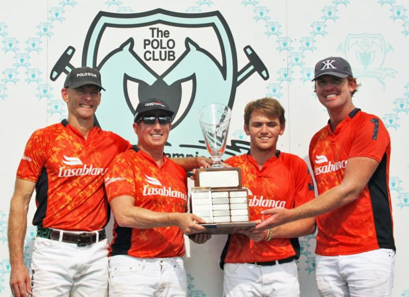 Casablanca Wins Spring Challenge Cup At Grand Champions