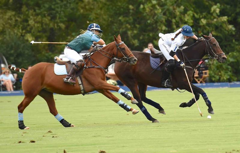 June 4-Goal Results from Virginia Polo Club