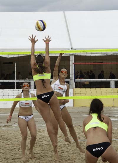 Beach volley 16