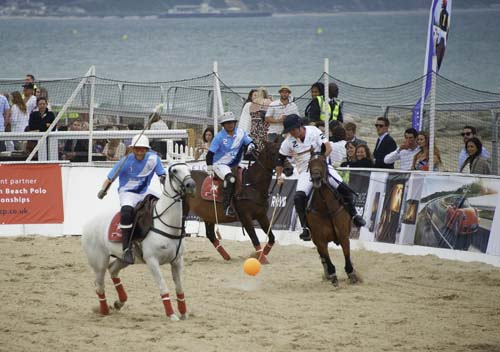 2016 British Beach Polo Championships