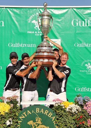 Restoration Hardware won the Gulfstream Pacific Coast Open Final. Costa Caset, Ben Soleimani, Santi Von Wernich, Jason Crowder.  Photos by David Lominska.