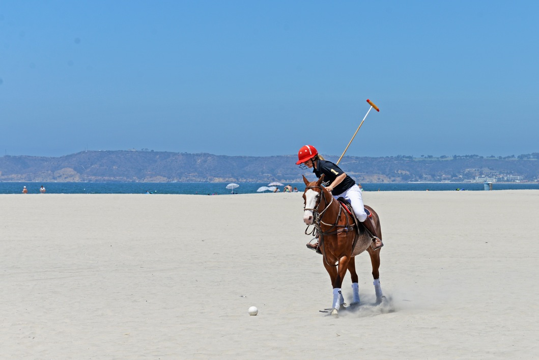 Beach Polo at Hotel del Coronado Sept. 3rd-4th, 2016