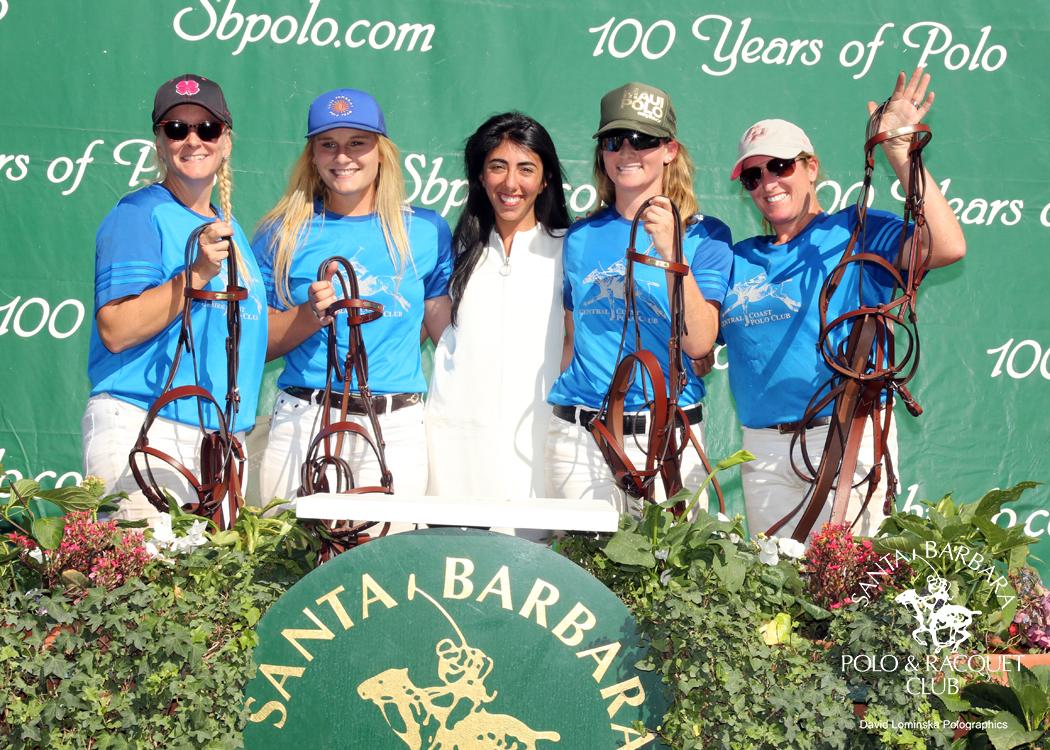 WCT Women's Tournament Finals in Santa Barbara