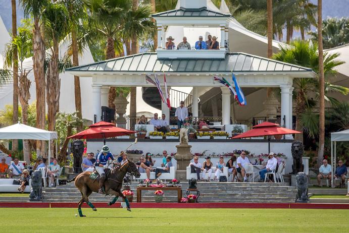 Empire Polo Club Announces Opening Day of the 2017 Polo Season