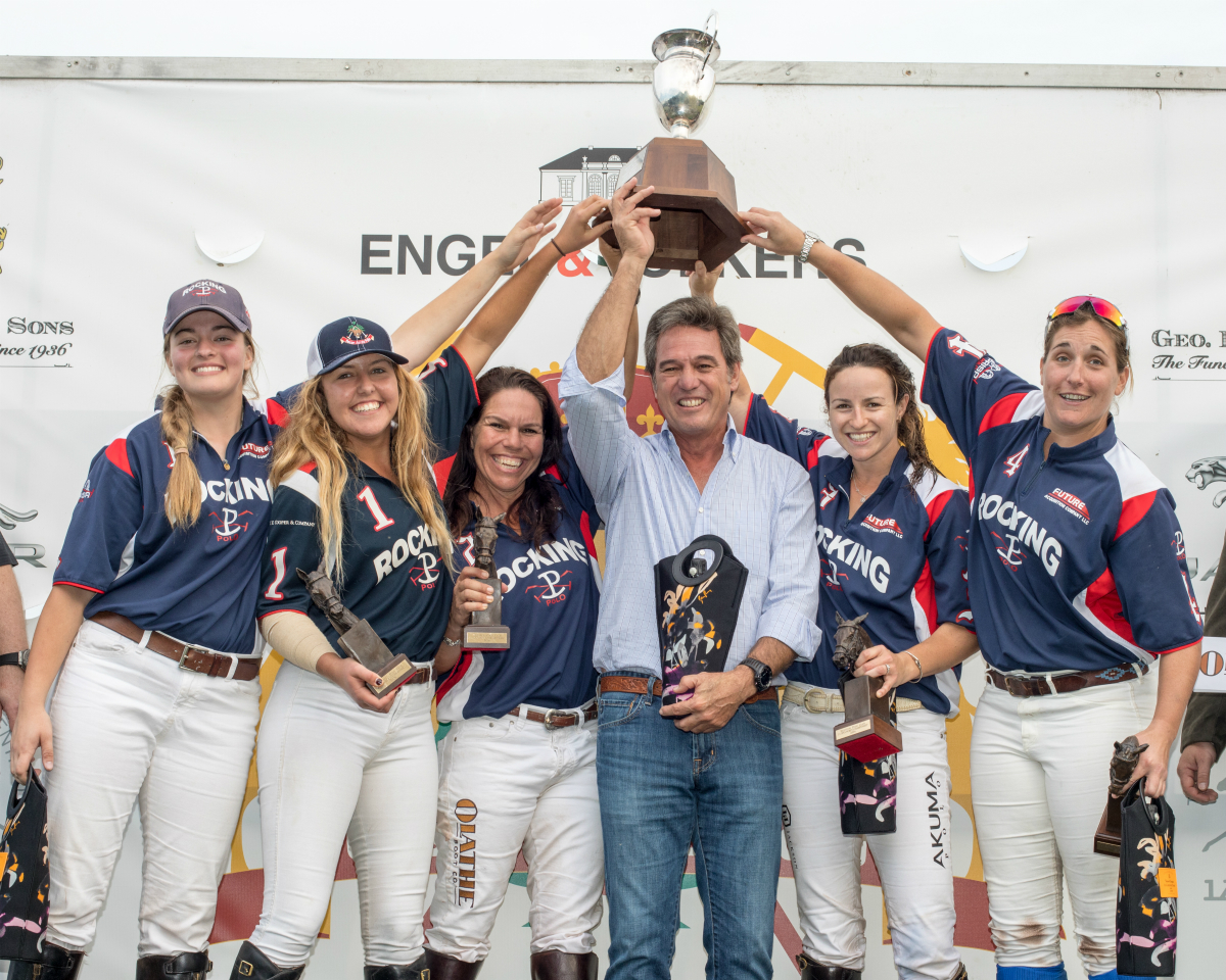 U.S. Open Women's Polo Championship Finals