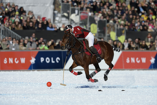 Tommy's Red Rascals race to victory in St. Moritz