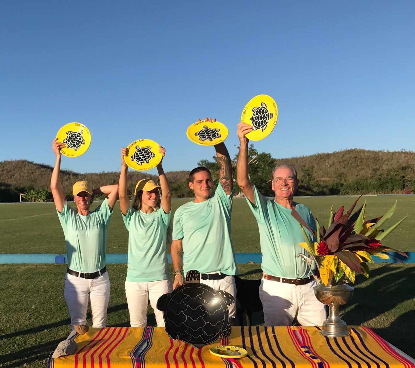 Careyes Host the Giuliana Cup for Ladies