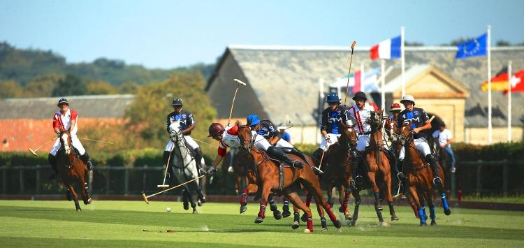 Chantilly gets ready to welcome the best European teams!