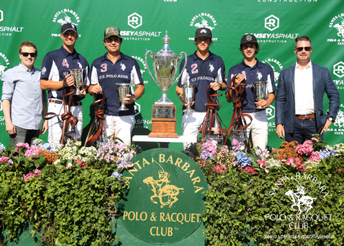 US Polo Association takes home Ramsey Asphalt Pope Challenge