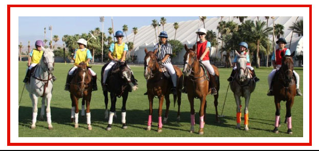 Summer Polo Camp for Kids at Empire Polo Club